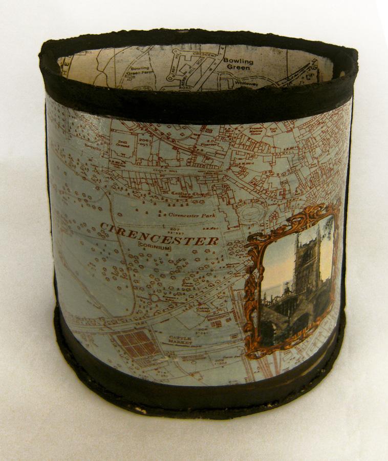 Cirencester-MapChurch